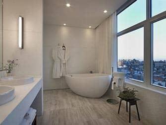 Hoteles romanticos en NYC - The James Hotel