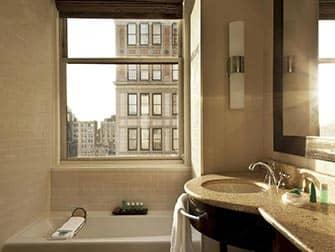 Hoteles romanticos en NYC - The W Hotel Union Square
