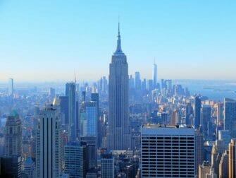 Pack de descuento tour en bus y pase para atracciones en Nueva York - Empire State