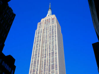 Presidents Day en NYC - Empire-State-Building