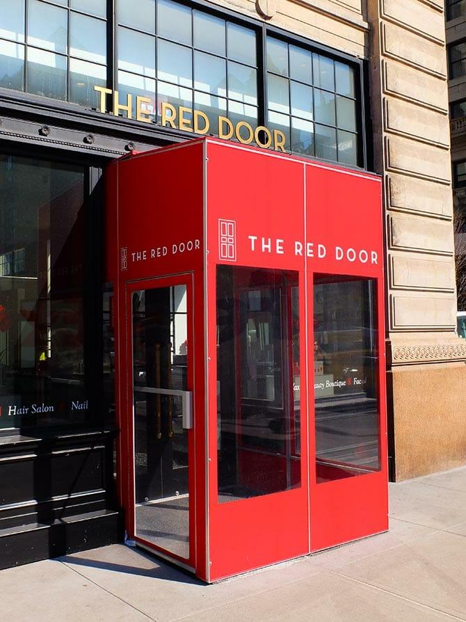 Salones de belleza en Nueva York - Red Door Spa by Elizabeth Arden
