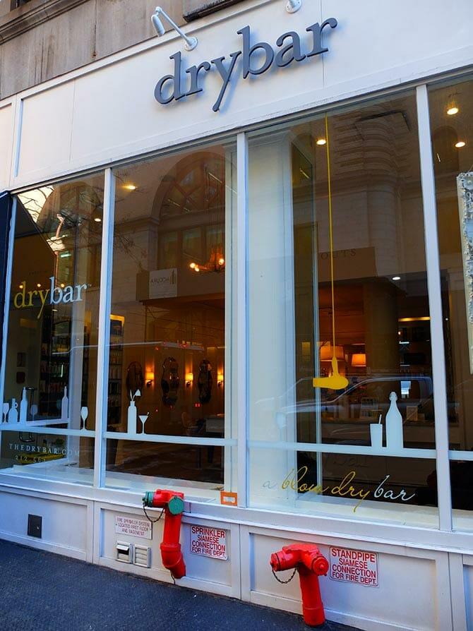 Salones de belleza en Nueva York - The DryBar
