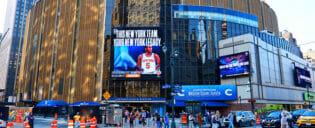Madison Square Garden en Nueva York