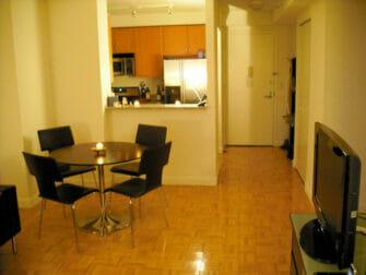 Trabajar y vivir en Nueva York - Apartamento en Manhattan