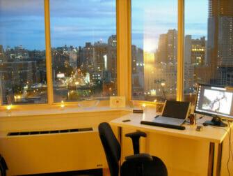 Trabajar y vivir en Nueva York - Apartamento con vistas