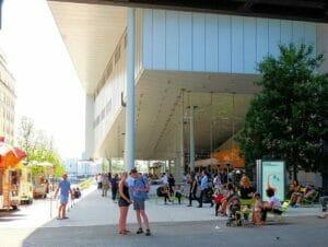 The Whitney Museum en Nueva York