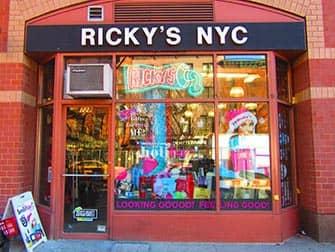 Maquillaje en Nueva York - Rickys NYC