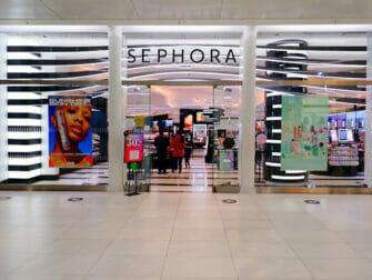 Maquillaje en Nueva York - Sephora