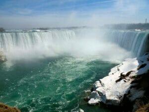 Excursion a Niagara Falls en avion privado desde Nueva York