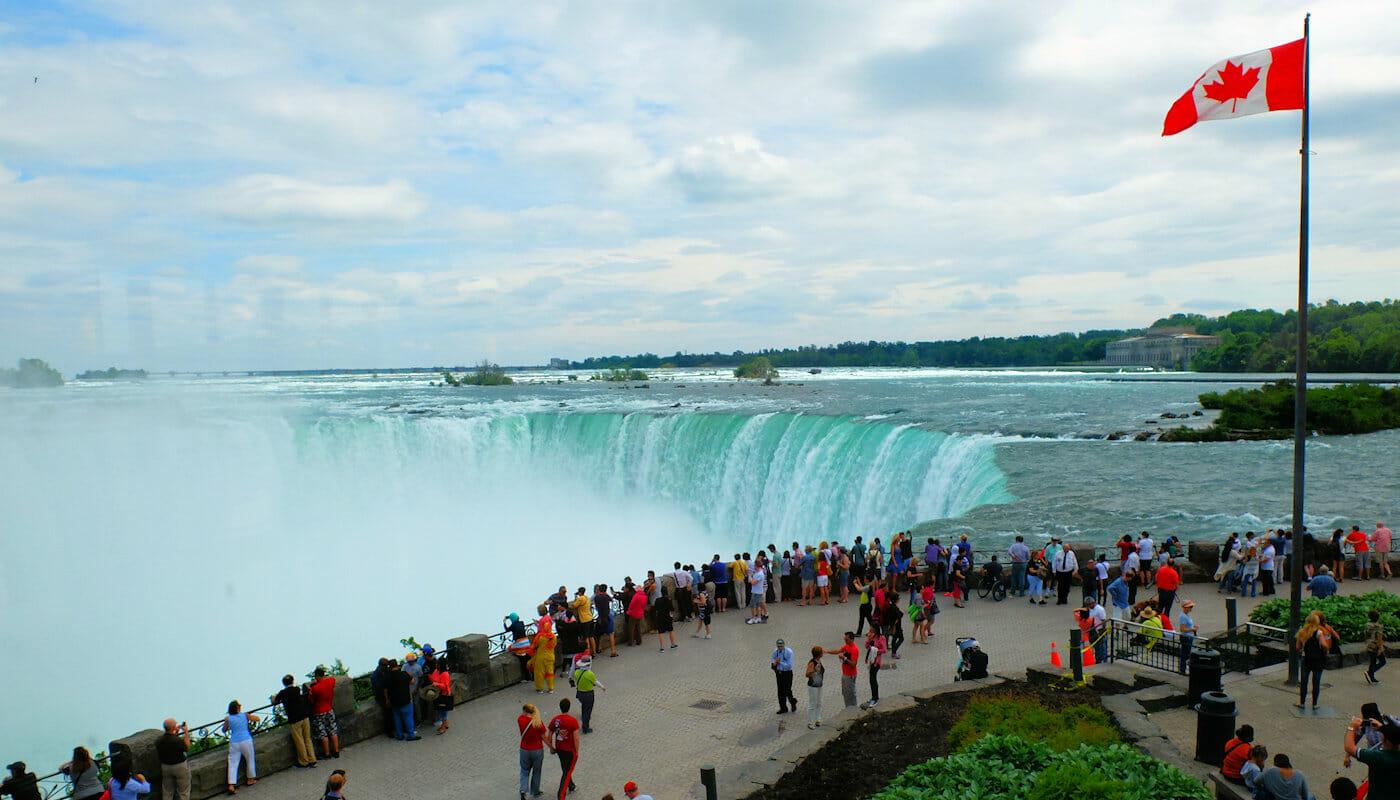Excursion a Niagara Falls en avion privado - Canada
