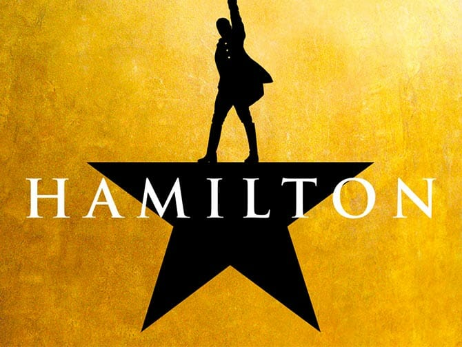 Tickets para Hamilton en Broadway
