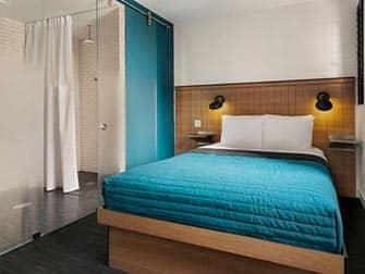 Pod Hotel 39 en Nueva York - Queen Pod