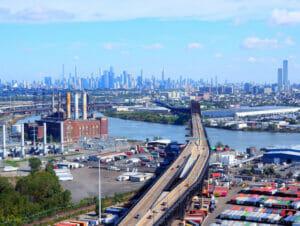 Traslado del aeropuerto Newark a Manhattan