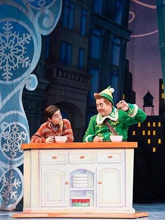 Tickets para Elf The Christmas Musical - Cena