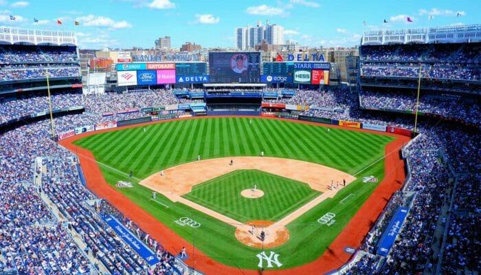 Beisbol en Nueva York
