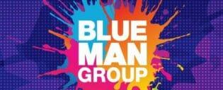 Tickets para Blue Man Group en Nueva York