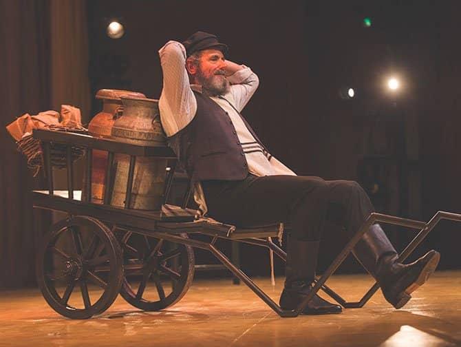 Tickets para Fiddler on the Roof en Nueva York - Tevye