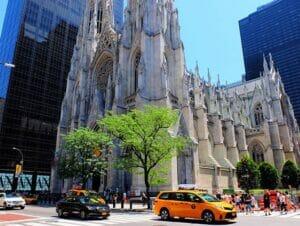 St. Patrick's Cathedral en Nueva York