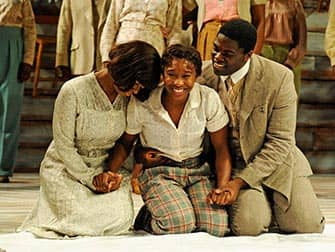 The Color Purple en Broadway - Reparto