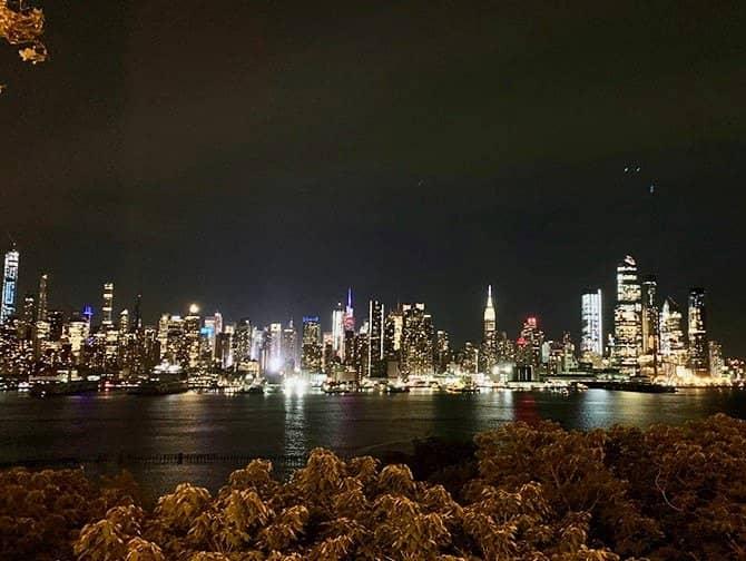 Tour nocturno en Nueva York - Skyline desde New Jersey