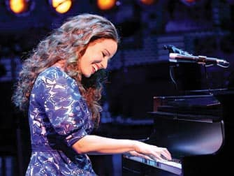 Beautiful The Carole King Musical en Broadway - Piano