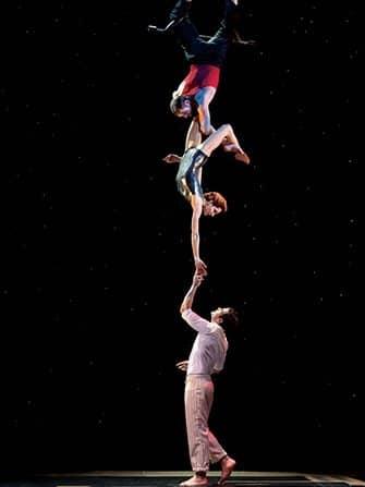 Tickets para Cirque du Soleil en Nueva York - Acrobatas
