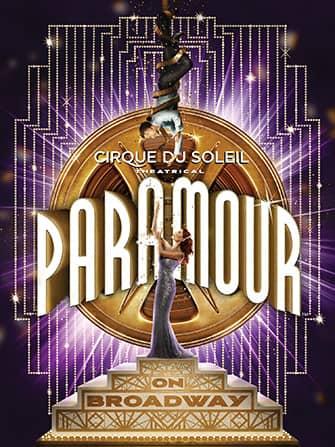 Tickets para Cirque du Soleil en Nueva York - Poster