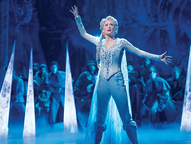 Tickets para Frozen en Broadway - Elsa