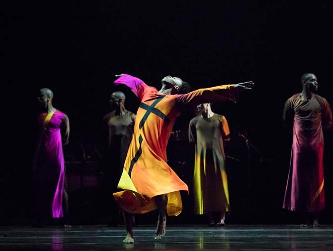Tickets para Alvin Ailey en Nueva York - Danza 2