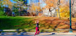 Correr en Nueva York