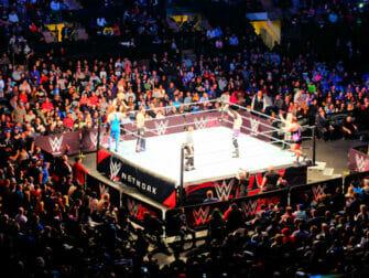 Tickets para WWE Wrestling en Nueva York - Combate
