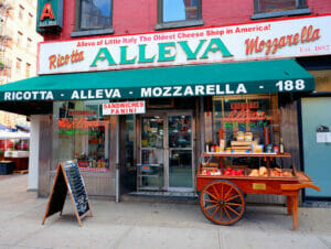Tour gastronómico por Chinatown y Little Italy