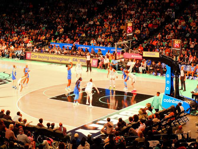 Tickets baloncesto para el New York Liberty