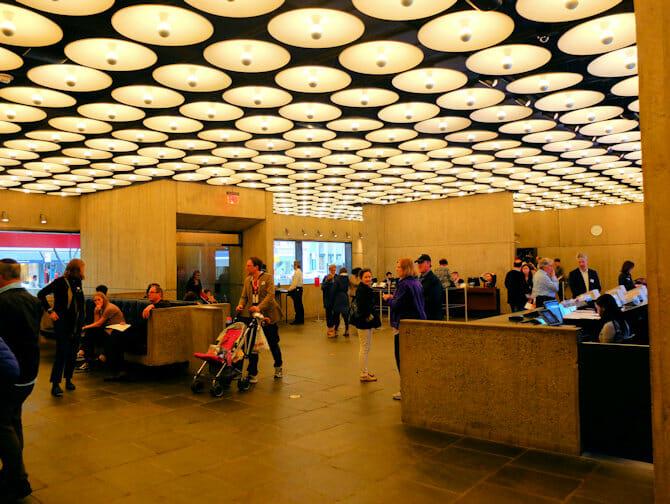 The Met Breuer en Nueva York - Entrada