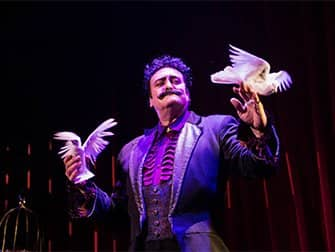 Tickets para The Illusionists en Broadway - Palomas