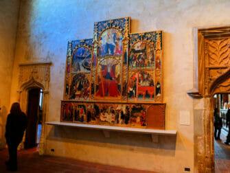 The Met Cloisters en Nueva York - Arte medieval