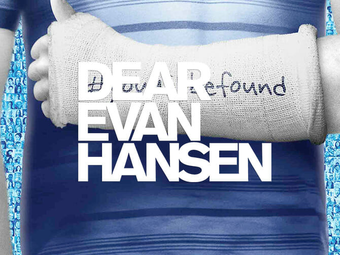 Tickets para Dear Evan Hansen en Broadway