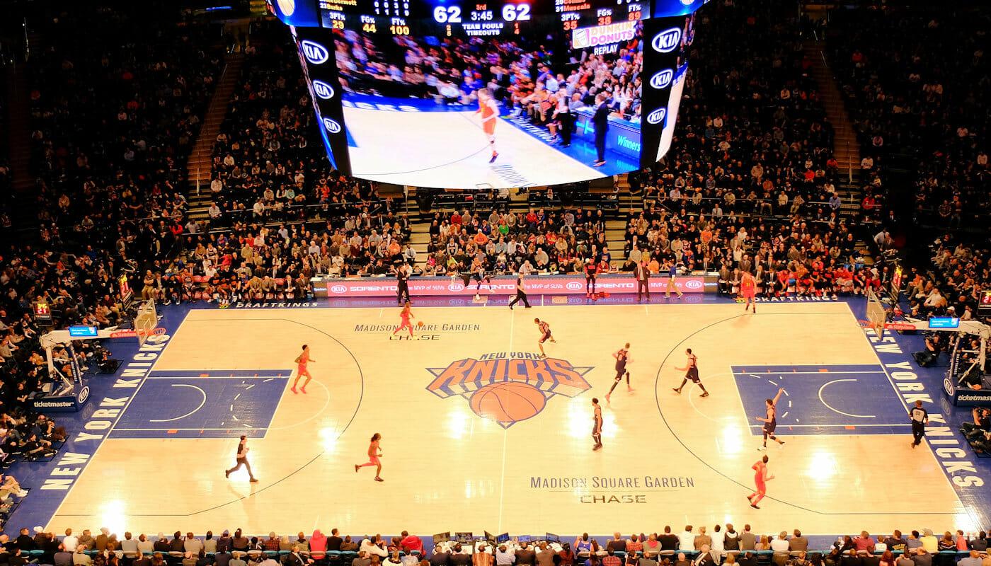 Baloncesto NBA en Nueva York
