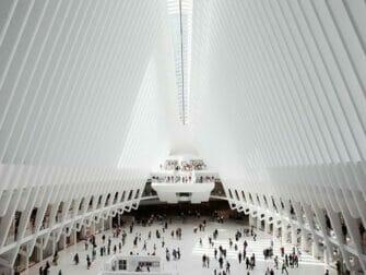 Westfield World Trade Center - Arquitectura
