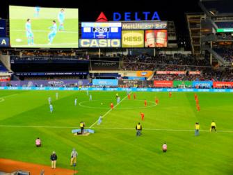 Cómo ahorrar en Nueva York - Fútbol