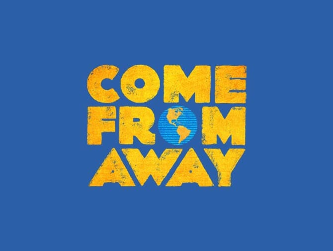 Tickets para Come From Away en Broadway - Reparto