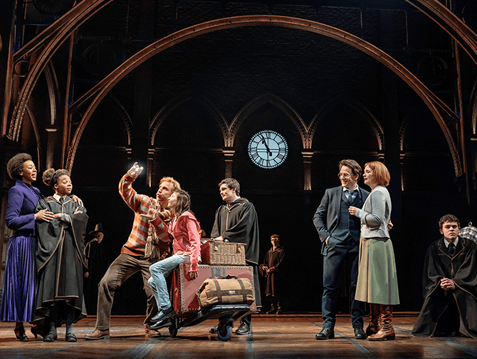 Tickets para Harry Potter and the Cursed Child en Broadway - La nueva generación