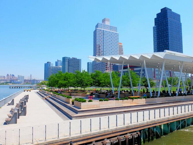 NYC Ferry en Nueva York - Queens