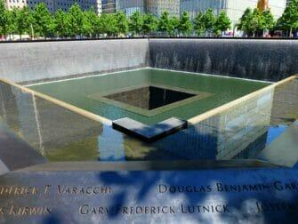 Diferencias entre el New York Explorer Pass y el New York Pass - Monumento conmemorativo del 11-S