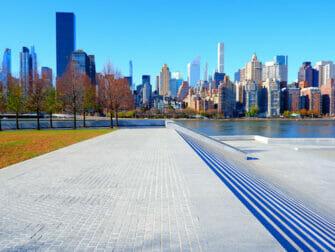 Roosevelt Island en Nueva York - Monumento