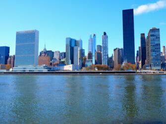 Roosevelt Island en Nueva York - Skyline