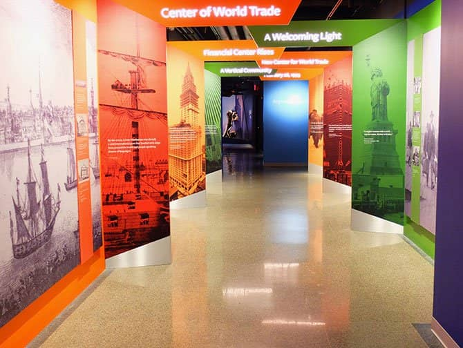 911 Tribute Museum en Nueva York - Historia