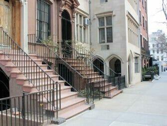 Tour de cine clásico en Nueva York - Apartamento de Breakfast at Tiffany's