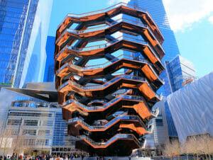 Hudson Yards Vessel en Nueva York