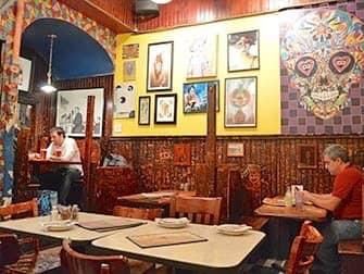 Hell's Kitchen en Nueva York - John's Pizza